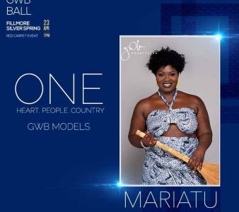 GWB MODEL Mariatu