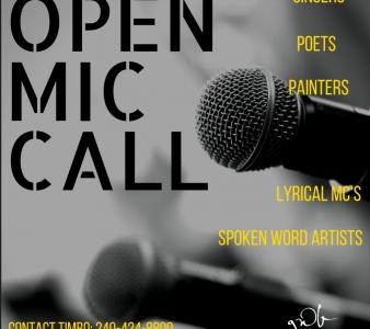 Open MIC Call